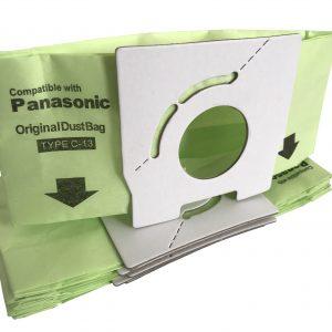 Panasonic C13 vacuum bags AMC-S5EP